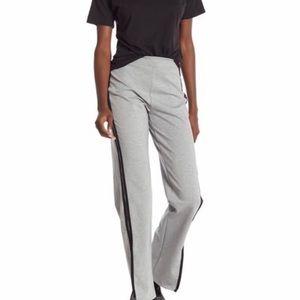 Thread and State Split Cuff Wide Leg Sweat Pants